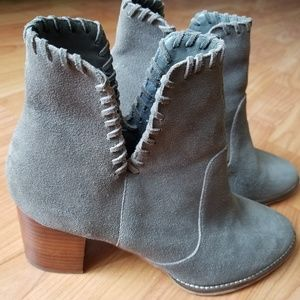 Urban Outfitters suede boots sz 9M